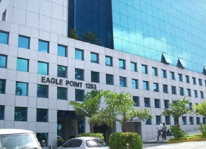 Alphaville - Ed. Eagle Point, 77 m2, 2 vagas, pronta p/ uso - Sala Comercial para Aluguel no bairro Alphaville - Barueri, SP - Ref: OL07165