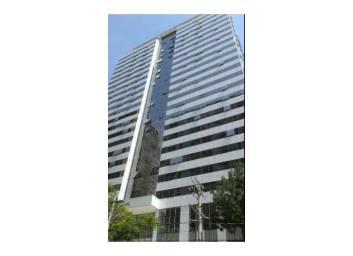Alphaville, Ed. Montreal Plaza, 164 m2, 4 vgs, pronta p/ uso - Sala Comercial para Aluguel no bairro Alphaville- Dezoito do Forte - Barueri, SP - Ref: OL07263
