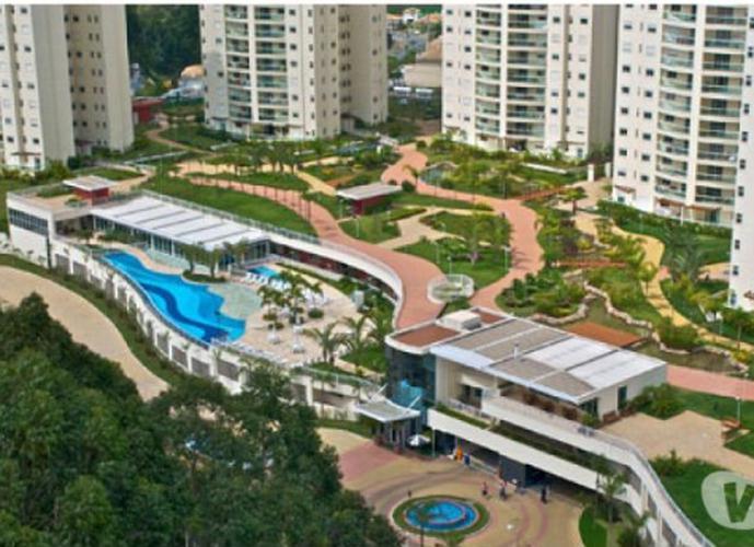 Tamboré - Resort Tamboré - Mobiliado, 113 m2,2 vgs - Apartamento para Aluguel no bairro Tamboré - Santana de Parnaíba, SP - Ref: OL07268