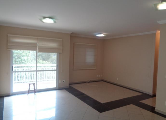 Alphalife Tamboré - 94 m2, sala ampliada, 2 dorms, 2 vagas - Apartamento para Aluguel no bairro Tamboré - Santana de Parnaíba, SP - Ref: OL07270