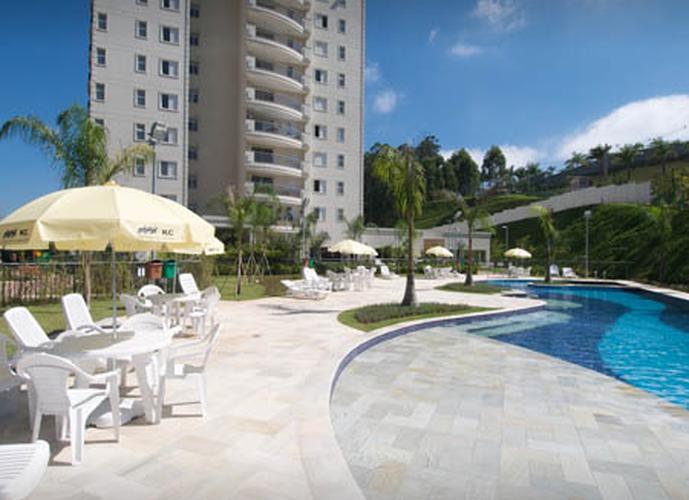 Tamboré, Jardins de Tamboré, 100 m2, 3 dorms,  2 vagas - Apartamento para Aluguel no bairro Tamboré - Santana de Parnaíba, SP - Ref: CA07595