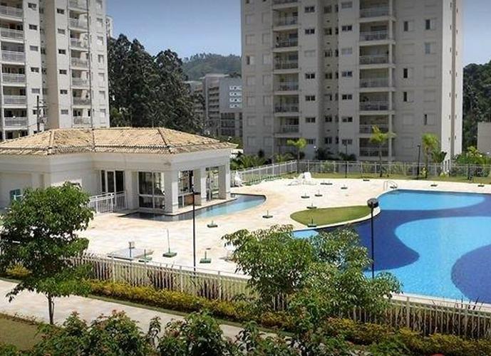 Green Tamboré, 110 m2 - Mobiliado, 3 dorms., 2 vagas - Apartamento para Aluguel no bairro Tamboré - Santana de Parnaíba, SP - Ref: FRAP0055