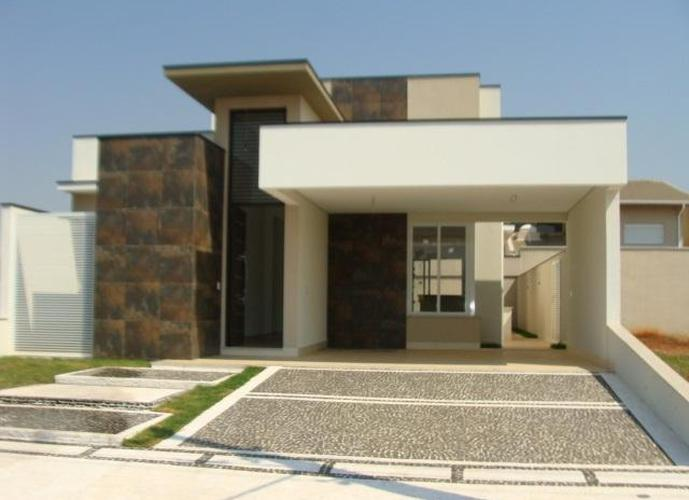 Casa Térrea à venda Condomínio Residencial Real Park Sumaré - Casa em Condomínio a Venda no bairro Residencial Real Parque Sumaré - Sumaré, SP - Ref: CO38679