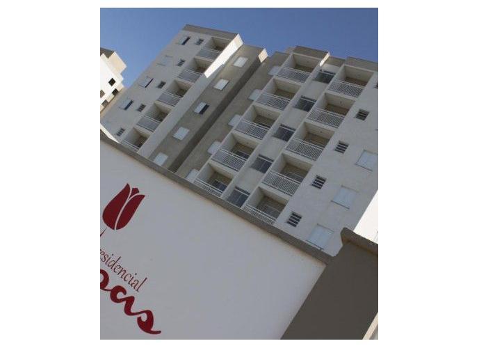Residencial Tulipas - Apartamento a Venda no bairro Jardim Tulípas - Sorocaba, SP - Ref: 2097