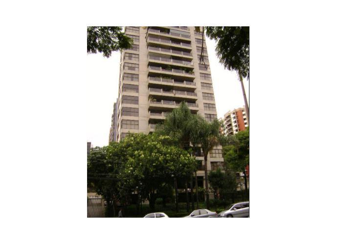 Alphaville - Edifício Concorde, 180 m2, 2 vgs na Alam Mamoré - Apartamento para Aluguel no bairro Alphaville - Barueri, SP - Ref: POAP0648