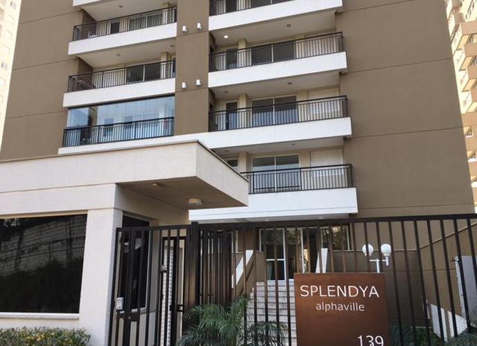 Alphaville - Splendya 2 - 40 m2, 1 dorm, 1 vaga, 18 do Forte - Apartamento para Aluguel no bairro Alphaville - Barueri, SP - Ref: VM02221