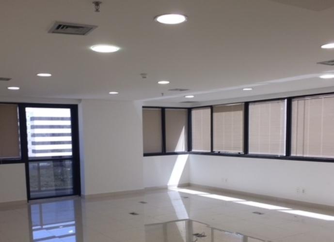 Alphaville - Ed.Murano, Al. Grajaú,70 m2,pronta p/uso, 2 vgs - Sala Comercial para Aluguel no bairro Alphaville - Barueri, SP - Ref: VM02177