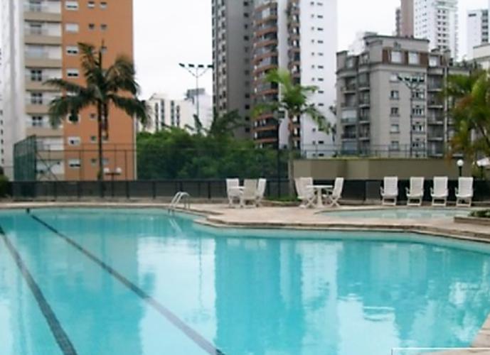Real Parque, Morumbi, 200 m2 úteis, 4 dorms, 4 vagas - Apartamento a Venda no bairro Morumbi - São Paulo, SP - Ref: CA01006