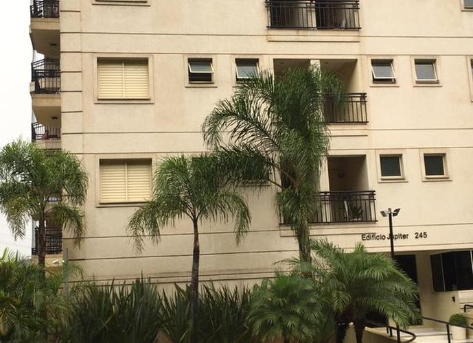Alphaville Edifício Júpiter - 90 m2, 3 dorms, 2 vagas, lazer - Apartamento a Venda no bairro Alphaville - Santana de Parnaíba, SP - Ref: CA03420