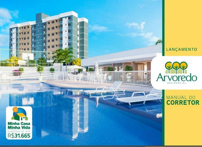 Arvoredo Residencial - Apartamento a Venda no bairro Porto Dantas - Aracaju, SE - Ref: ARBO73245