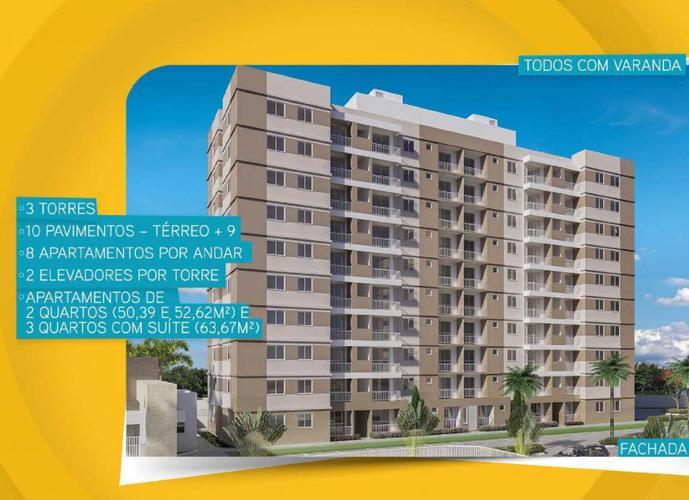 Varandas JRodrigues - Apartamento a Venda no bairro Centro - Barra Dos Coqueiros, SE - Ref: VJRO471