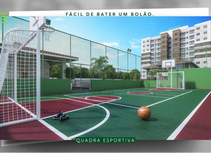 Garden Park - Apartamento a Venda no bairro Inácio Barbosa - Aracaju, SE - Ref: GPARK54