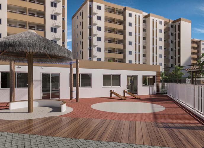 Horto da Barra - Apartamento a Venda no bairro Barra Dos Coqueiros - Barra Dos Coqueiros, SE - Ref: HBARRA3