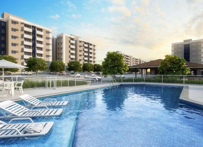 Parque Nascente Condomínio Clube - Apartamento a Venda no bairro Jabutiana - Aracaju, SE - Ref: PNASC332
