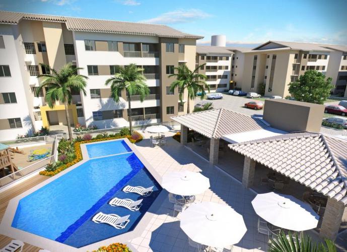 Litorâneo Barra Residence - Apartamento a Venda no bairro Barra Dos Coqueiros - Barra Dos Coqueiros, SE - Ref: SA81654