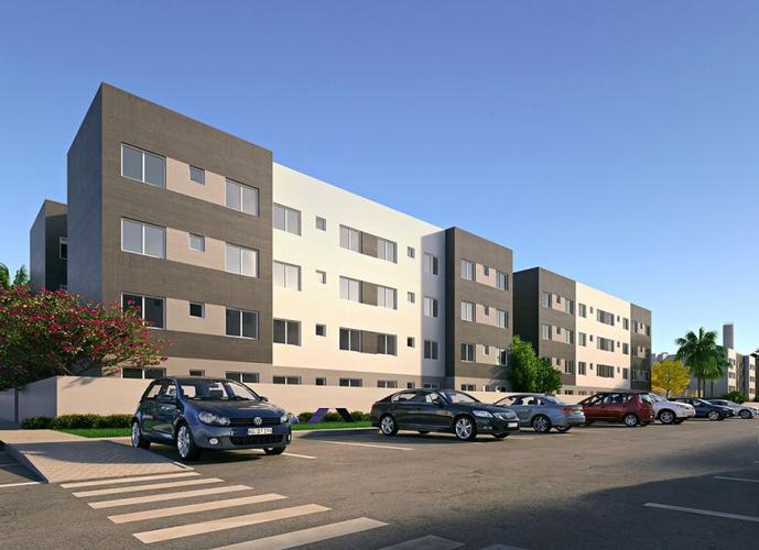 Califórnia Condomínio Clube - Apartamento a Venda no bairro Jardim Itaqui - Campo Largo, PR - Ref: DR16251