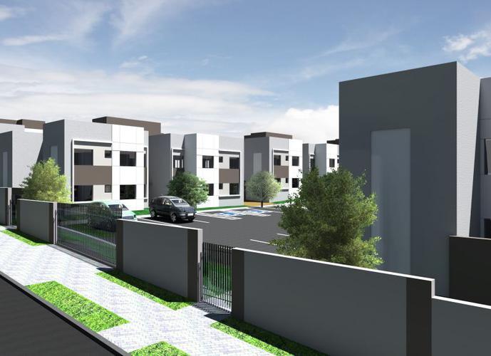 Residencial América - Apartamento a Venda no bairro Estados - Fazenda Rio Grande, PR - Ref: DR23849