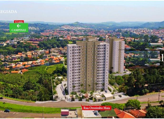 Apartamento Valinhos Pinheirão Lançamento - Apartamento a Venda no bairro Pinheirão - Valinhos, SP - Ref: IM61105