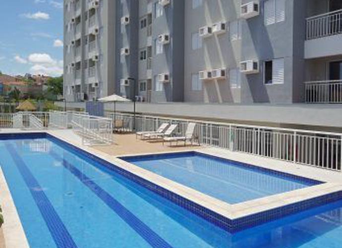 Apartamento 2 dormitórios , Sacada ,Lazer, Av Caramuru - Apartamento a Venda no bairro Alto do Boa VIsta - Ribeirão Preto, SP - Ref: AP1322