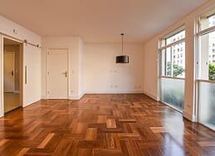 Imóvel Reformado - Vila Buarque - Apartamento a Venda no bairro Vila Buarque - São Paulo, SP - Ref: BE1334