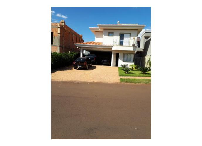Sobrado em Condomínio á Venda Quinta da Primavera - Casa em Condomínio a Venda no bairro Condomínio Guaporé - Ribeirão Preto, SP - Ref: FA06913