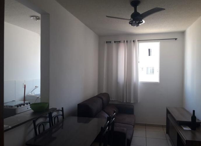 Apto 2/4 - Mobiliado (2º piso) - Apartamento para Aluguel no bairro Parque Ohara - Cuiabá, MT - Ref: RH39256