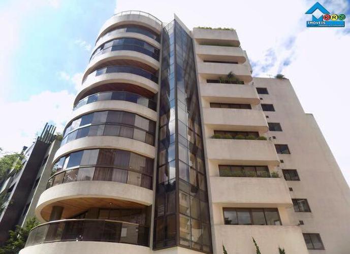 Edifício Maison Montreux - Cobertura a Venda no bairro Cabral - Curitiba, PR - Ref: LU1719