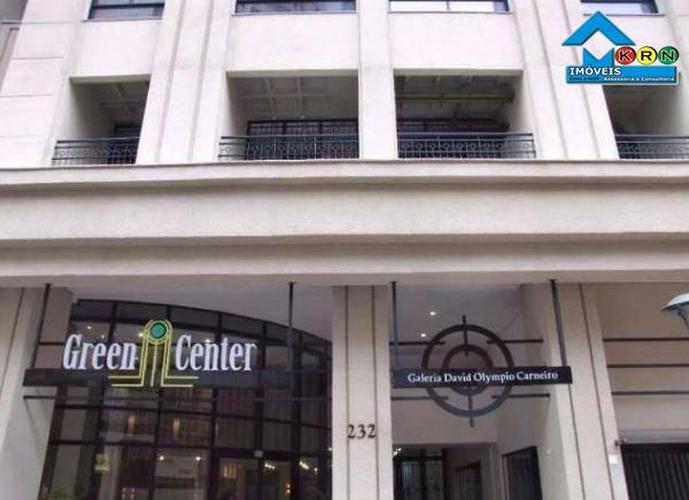 Edifício Green Center - Sala Comercial a Venda no bairro Centro - Curitiba, PR - Ref: EL1676