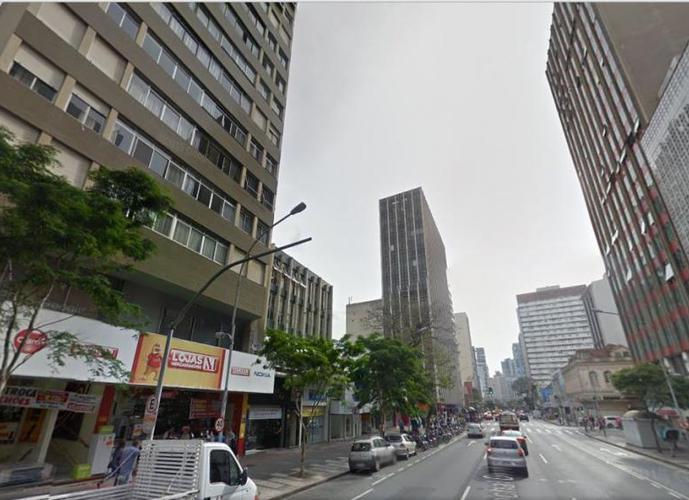 Edificio Walquiria - Apartamento a Venda no bairro Centro - Curitiba, PR - Ref: CL0017