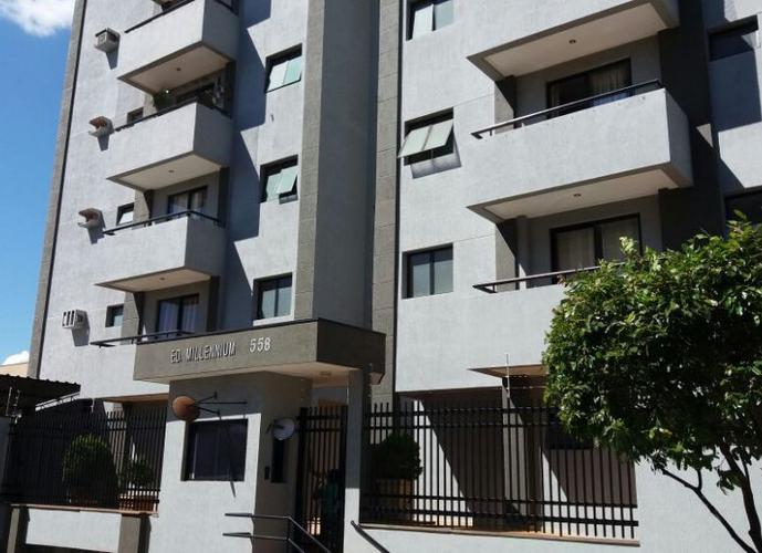 Apartamento Edifício Millenium - Apartamento a Venda no bairro Parque Industrial Lagoinha - Ribeirão Preto, SP - Ref: FA94955