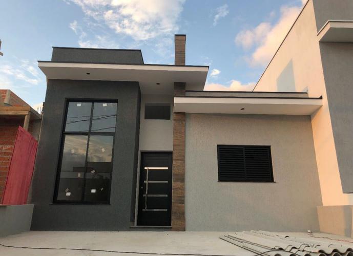 Casa nova Condomínio Golden Park Residence 2 - Casa em Condomínio a Venda no bairro Loteamento Dinorá Rosa - Sorocaba, SP - Ref: CA0086