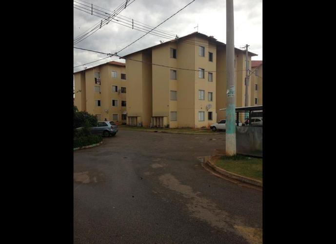 Apartamento condomínio Altos do Ipanema 1 - Apartamento a Venda no bairro Parque São Bento - Sorocaba, SP - Ref: AP005