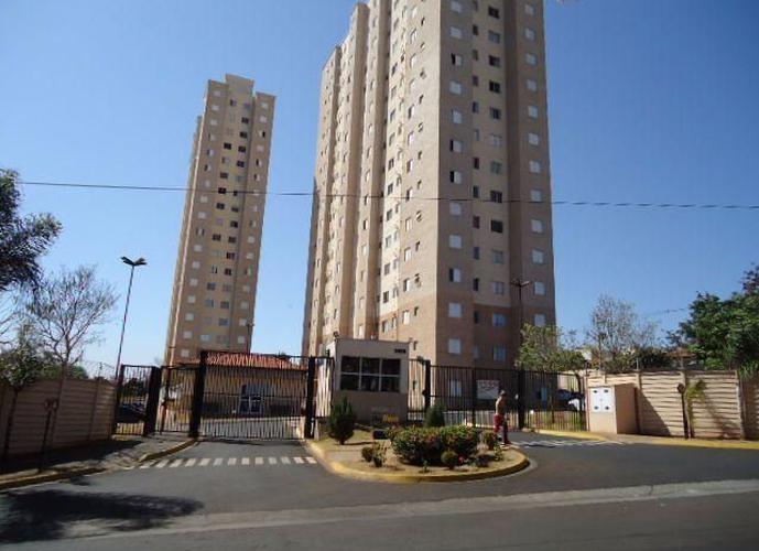 Apartamento Condomínio Viva Bem - Apartamento a Venda no bairro Ribeirânia - Ribeirão Preto, SP - Ref: FA70697
