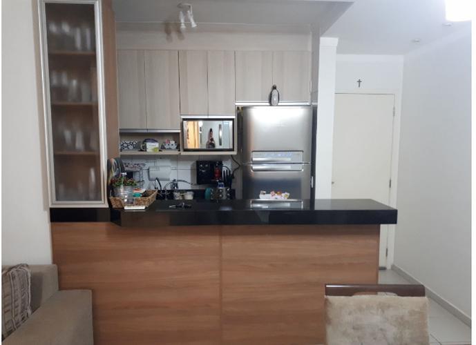 Apartamento 3 dormitórios Edifício Smile - Apartamento a Venda no bairro Vila Monte Alegre - Ribeirão Preto, SP - Ref: FA23345