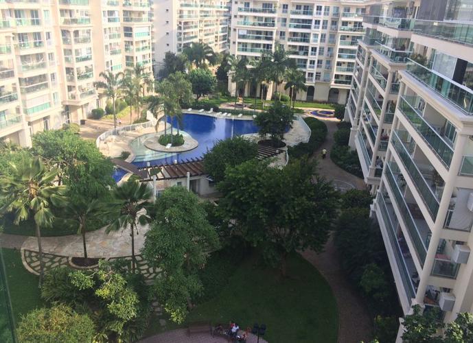 Condomínio Le Parc - Cobertura a Venda no bairro Barra da Tijuca - Rio de Janeiro, RJ - Ref: BI70353