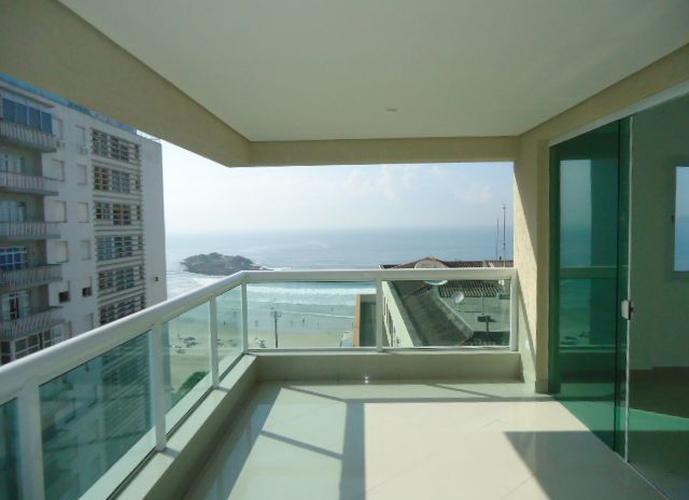 Apartamento a Venda no bairro Pitangueiras - Guarujá, SP - Ref: CA06133