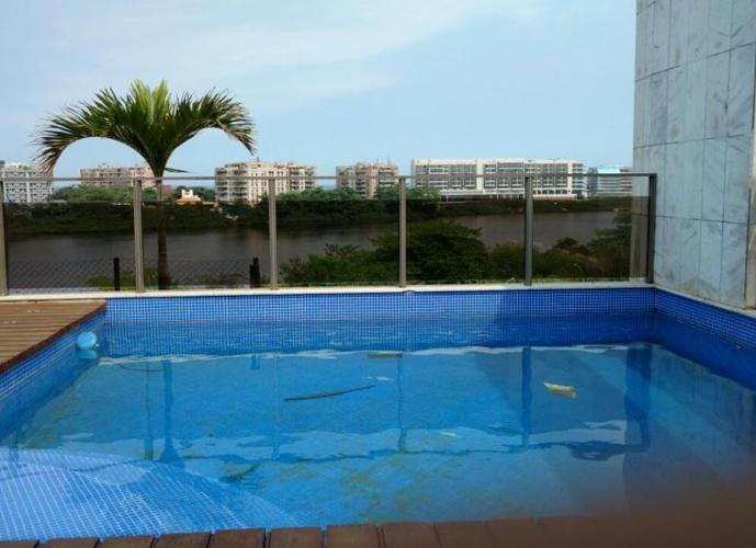 Park Palace - Cobertura a Venda no bairro Barra da Tijuca - Rio de Janeiro, RJ - Ref: BI83206