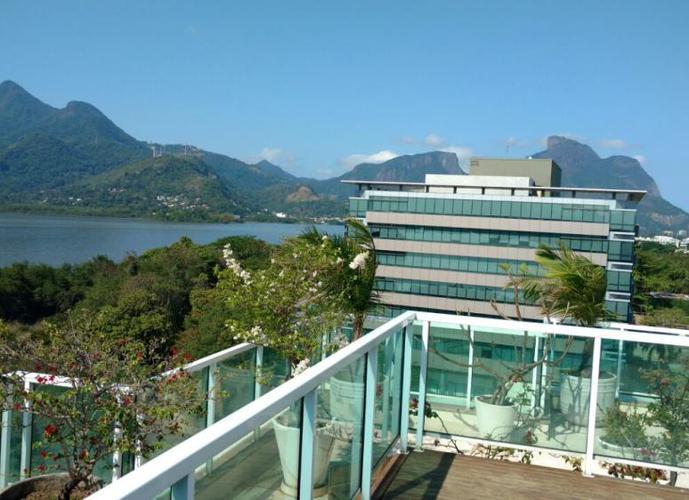 Le Parc - Cobertura a Venda no bairro Barra da Tijuca - Rio de Janeiro, RJ - Ref: BI00280