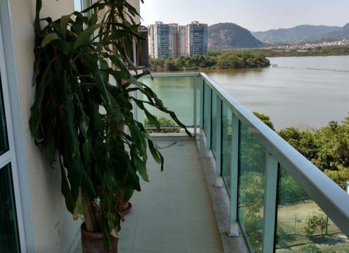 Le Parc - Cobertura para Aluguel no bairro Barra da Tijuca - Rio de Janeiro, RJ - Ref: BI48539