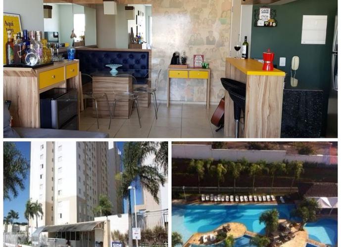 Condomínio Residencial Side - Apartamento a Venda no bairro Vila Galo - Americana, SP - Ref: EV1063837