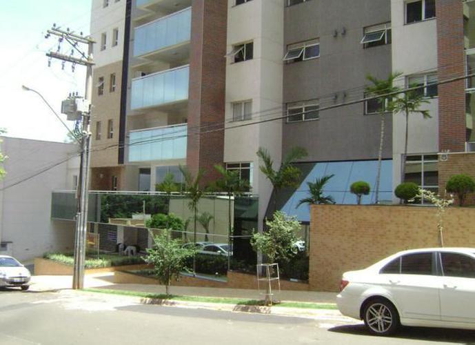 Edifício Tiê 3 suítes com 3 vagas garagem - Apartamento Alto Padrão a Venda no bairro Jardim Botânico - Ribeirão Preto, SP - Ref: FA40203