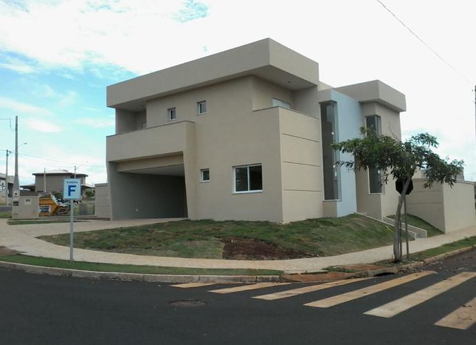 Sobrado Condomínio á venda 3 suítes Zona Sul - Casa em Condomínio a Venda no bairro Vila do Golf - Ribeirão Preto, SP - Ref: FA16111