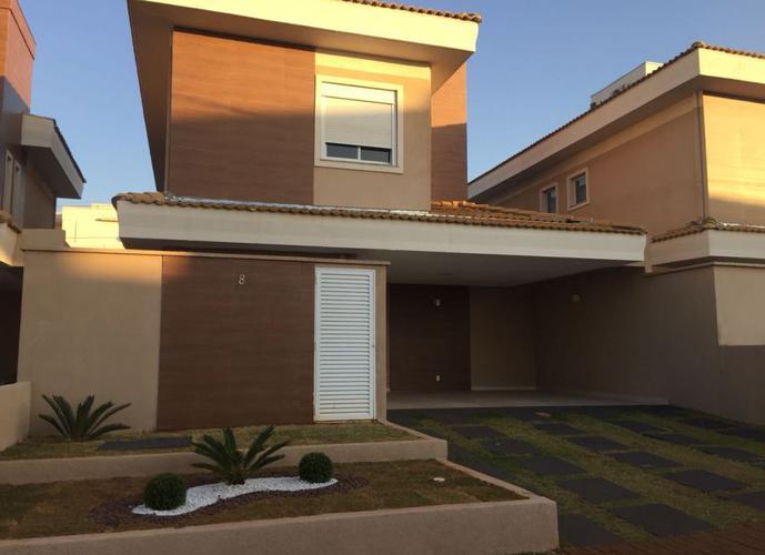 Sobrado 3 Dormitórios Zona Sul Reserva Domaine - Casa em Condomínio a Venda no bairro Vila do Golf - Ribeirão Preto, SP - Ref: FA86950