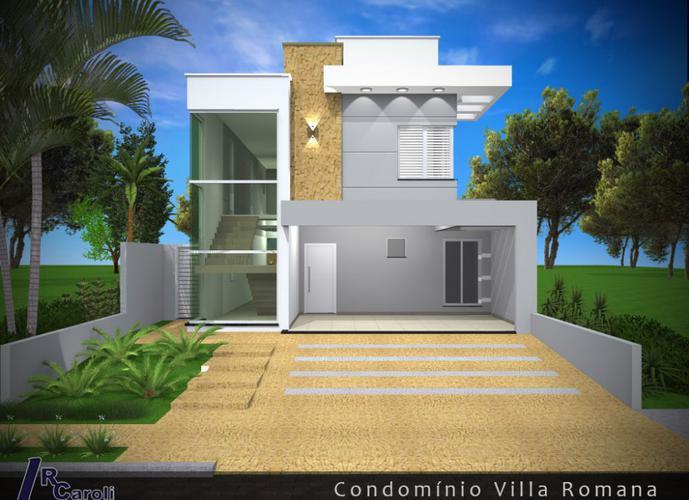 Sobrado no Vila Romana I - Sobrado a Venda no bairro Jardim Cybelli - Ribeirão Preto, SP - Ref: FA38956