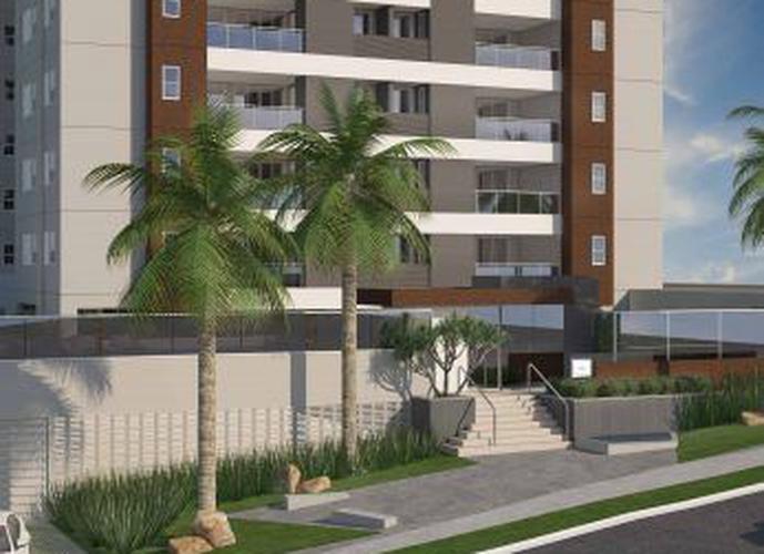 Apartamento 3 dormitórios sacada gourmet e lazer completo - Apartamento a Venda no bairro Jardim Botânico - Ribeirão Preto, SP - Ref: FA68895