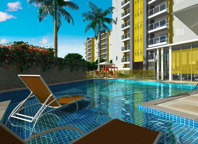 Apartamento 2 dormitórios com sacada gourmet 2 vagas - Apartamento a Venda no bairro Parque dos Lagos - Ribeirão Preto, SP - Ref: FA26347