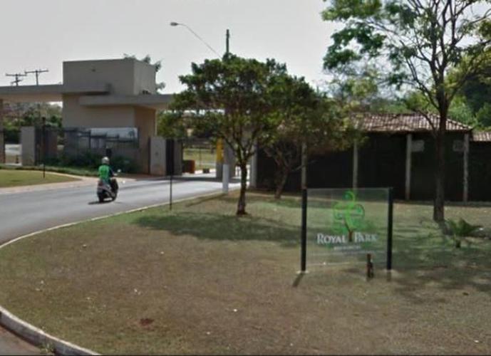 Terreno no Condomínio Royal Park com 1015 m² - Terreno em Condomínio a Venda no bairro Bonfim Paulista - Ribeirão Preto, SP - Ref: FA82688