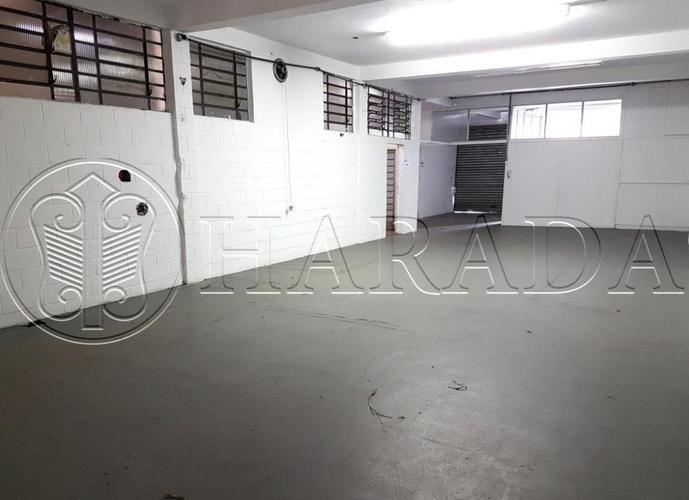 Sobrado 400 m2 com galpão a 2 quadras do metrô - Galpão a Venda no bairro Chácara Inglesa - São Paulo, SP - Ref: HA43