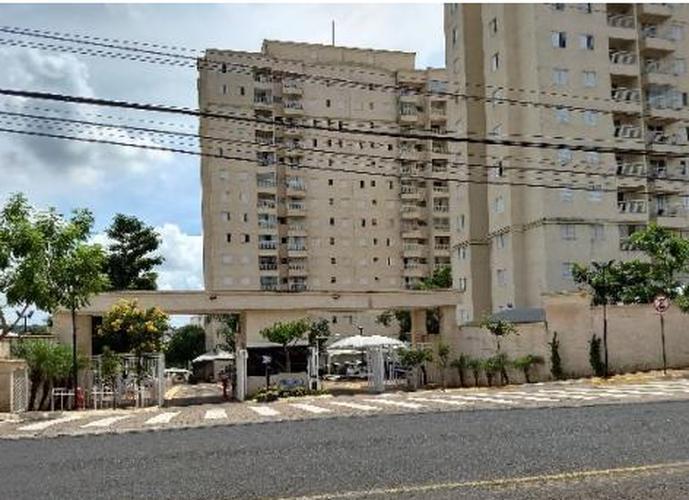 Apartamento 3 dormitórios sacada e lazer - Apartamento a Venda no bairro Parque Industrial Lagoinha - Ribeirão Preto, SP - Ref: FA67070