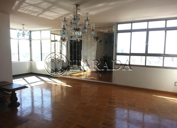 Apto clássico de 280 m2 na Bela Vista - Apartamento a Venda no bairro Bela Vista - São Paulo, SP - Ref: HA38